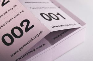 ticket and voucher printing